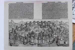 Hartman Schedel, 1493