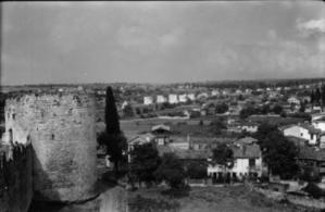 Artamonoff, Summer 1938